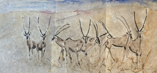 Christine Seifert, Oryx