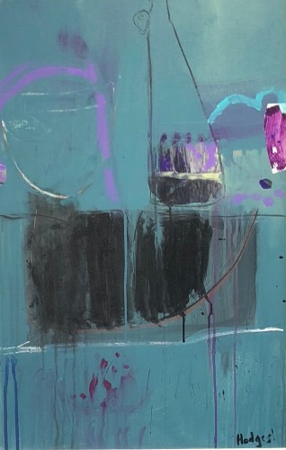 Felice Hodges, Blue RInse (London Gallery)