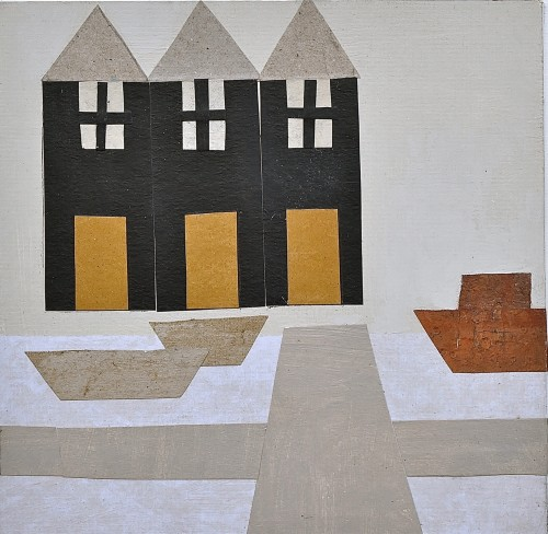 Jenny Lock, Riverside Des-Res (Hungerford Gallery)