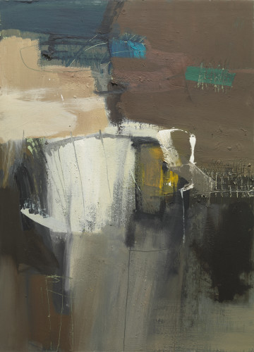 Chris Sims, Blanket (Framed) (Hungerford Gallery)