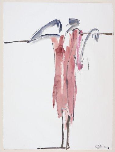 Christine Seifert, Maasai (Unframed)