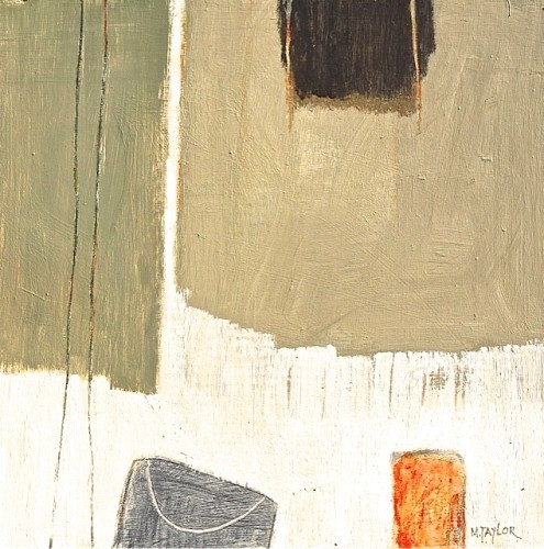 Malcolm Taylor, Along the Right Lines (Hungerford Gallery)