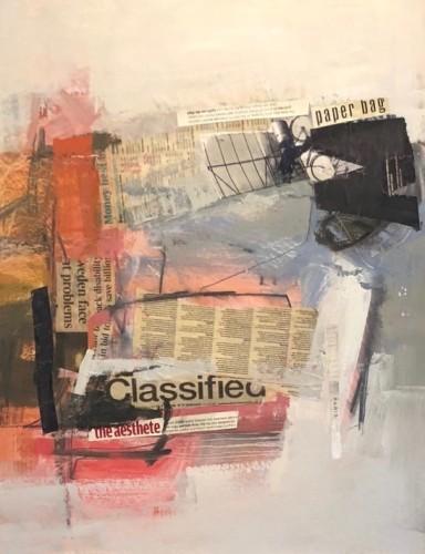 Kathy Montgomery, Classified (London Gallery)