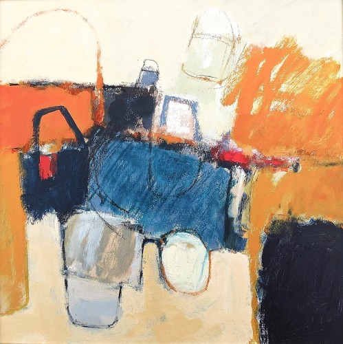 Malcolm Taylor, No Way Home (London Gallery)