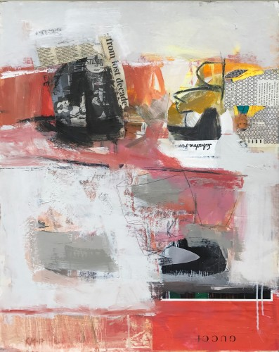 Kathy Montgomery, Lost Decade (Hungerford Gallery), 2017