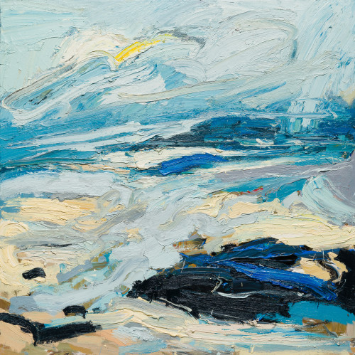 Paul Wadsworth, Yellow Cloud (Hungerford Gallery)