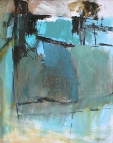 Kathy Montgomery, Studio Blues (London Gallery)