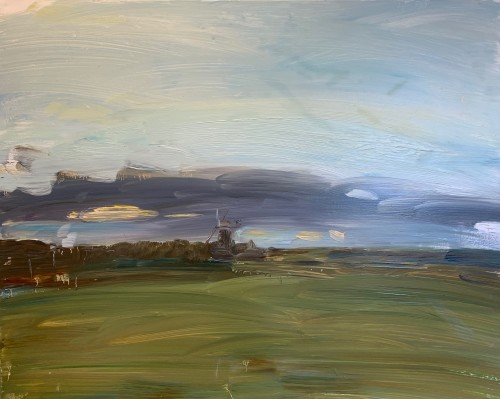 Richard Colson, Burnham Overy Windmill (London Gallery)