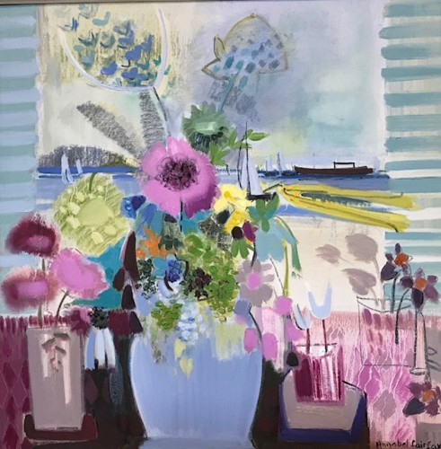Annabel Fairfax, Through the Window (Hungerford Gallery)