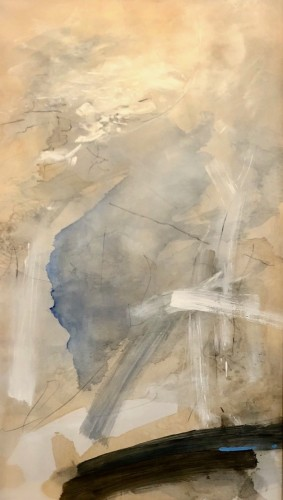 Bob Aldous, Ocean Bridge II (London Gallery), 2017