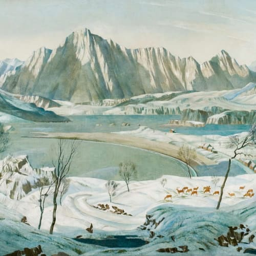 James McIntosh Patrick OBE RSA