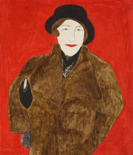Kate Boxer, Agatha Christie (Mounted)