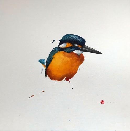 Karl Martens, Kingfisher V