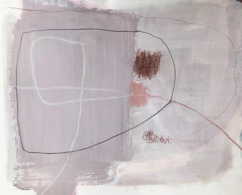 Jenny Lock, Bon Voyage (Hungerford Gallery)