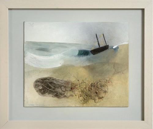 Keith Purser, The Headland (framed)