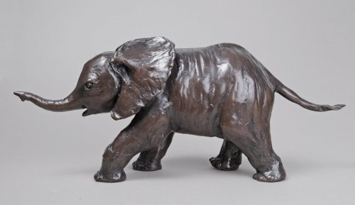 Rosalie Johnson, Elephant Calf