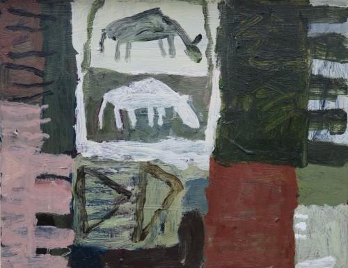 David Pearce, Anasazi (Hungerford Gallery)