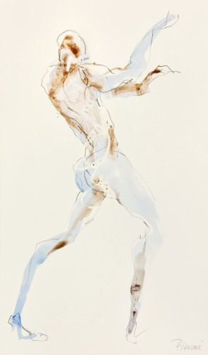Bella Pieroni, Septem IX (Unframed) (London Gallery)