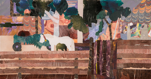 Dione Verulam, Evening Feed (Hungerford Gallery)