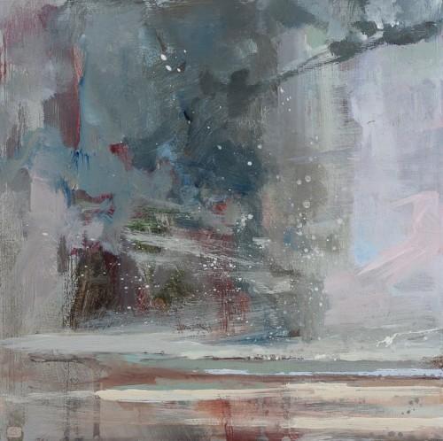 Andrew Jago, Camel Estuary at Dusk (Hungerford Gallery)