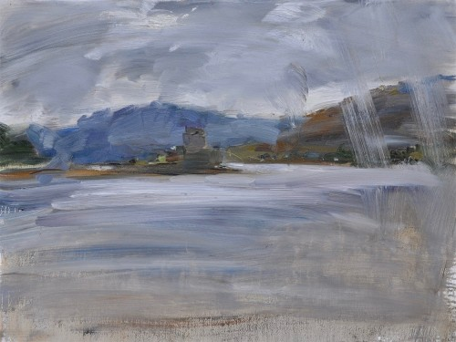 Richard Colson, Eilean Donan Castle III (Hungerford Gallery)