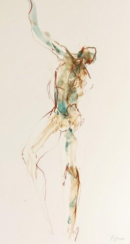 Bella Pieroni, Orlando I (Mounted) (London Gallery)