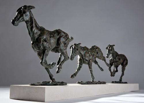 Jane Shaw, Galloping Horse series