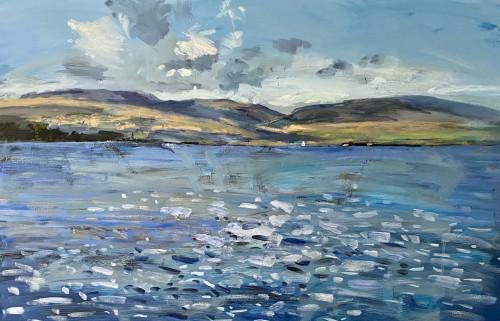 Richard Colson, Loch Lomond