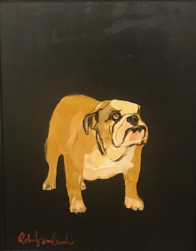 Robert James Clarke, Bulldog (London Gallery)