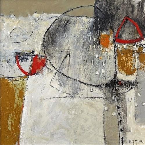 Malcolm Taylor, On Balance II (London Gallery)