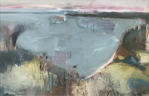 Jo Vollers, East Devon Coast (London Gallery)