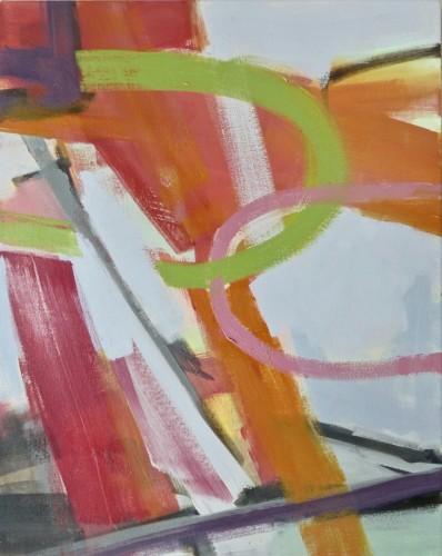 Trudy Montgomery, Raspberry Pop (London Gallery)