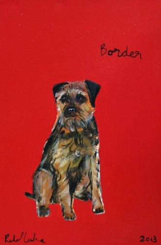 Robert James Clarke, Border Terrier