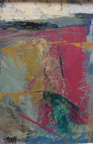 Emma Haggas, Field View (London Gallery)