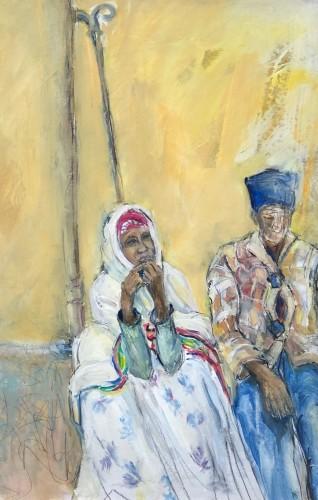 Annie Field, Aksum (Hungerford Gallery)