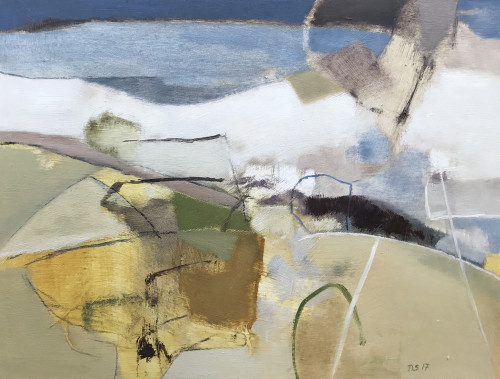 Dooze Storey, Skyscape (Hungerford Gallery)