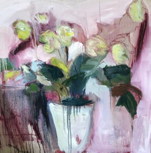 Jo Vollers, Hellebores (London Gallery)