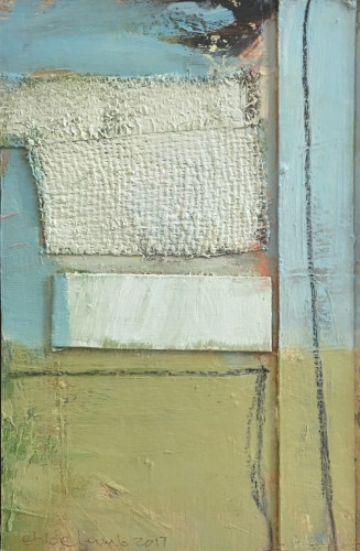 Chloë Lamb, Construction III (Hungerford Gallery)