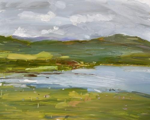 Richard Colson, Loch Kishorn (London Gallery)