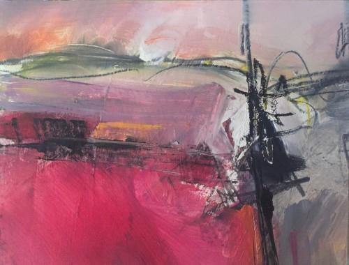 Annie Field, Rich Ruby (London Gallery)