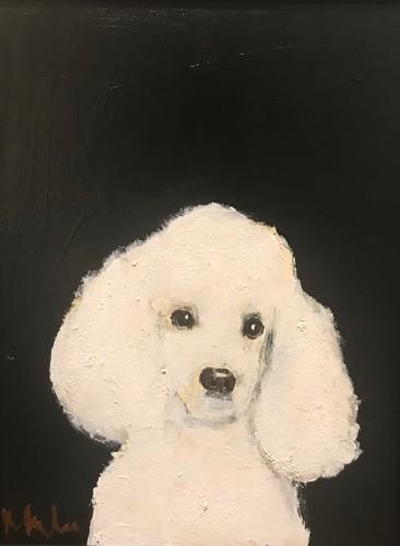 Robert James Clarke, Poodle (London Gallery)