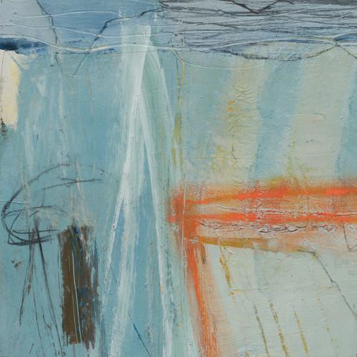 David Mankin, Long Surf Breaking (Hungerford Gallery)