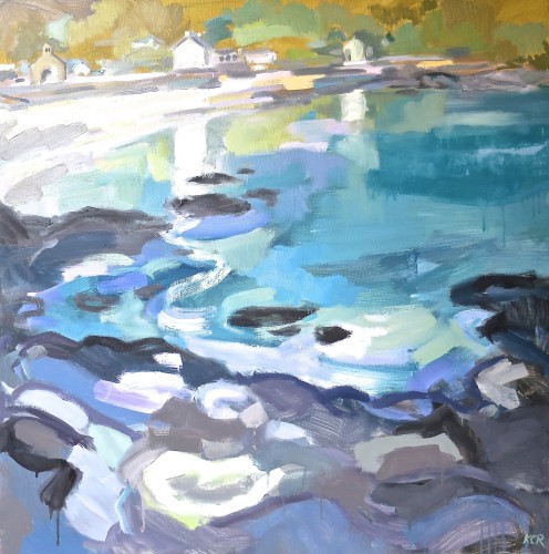 Kate Rhodes, Clear Water (Cwm Yr Eglwys) (London Gallery)