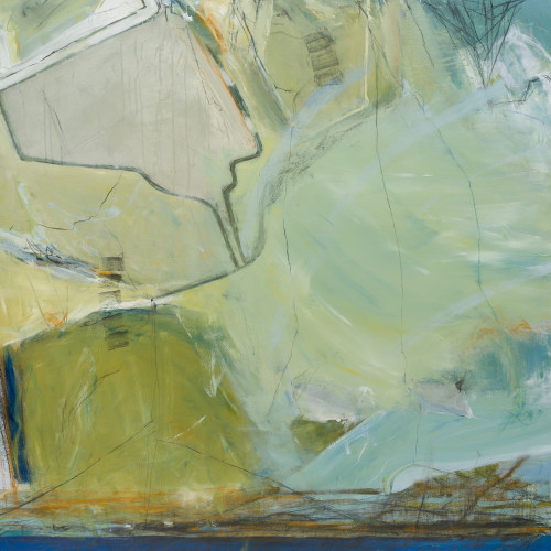David Mankin, Porthminster Beach (London Gallery)