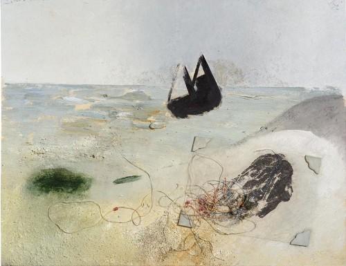 Keith Purser, Souvenir 2012 (Unframed) (London Gallery)