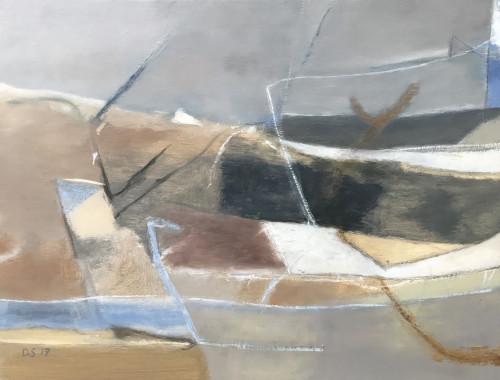 Dooze Storey, Moorland (Hungerford Gallery)