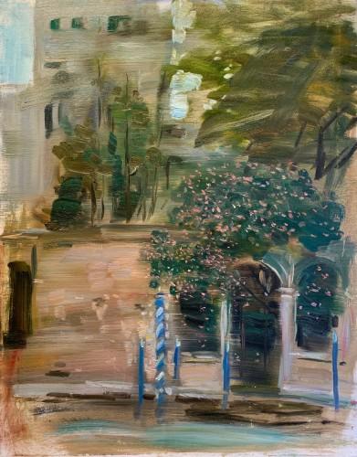 Richard Colson, Fondamenta Ogni Santi (London Gallery)