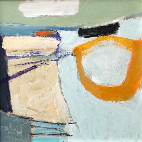 Malcolm Taylor, Leeward (Hungerford Gallery)