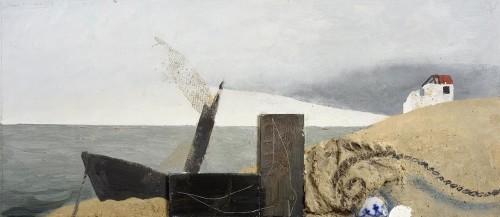 Keith Purser, East Wind 2015 (Unframed) (London Gallery)