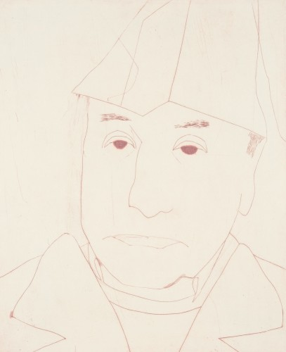Kate Boxer, Willie Landels (Unframed)